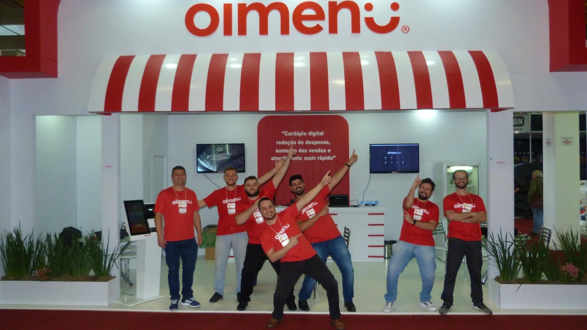 OiMenu presente na maior Feira de Food Service da América Latina